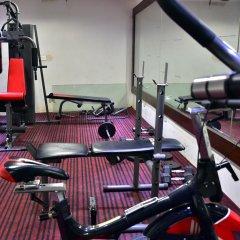 Hotel Uppal International фитнесс-зал
