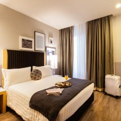 Отель Holiday Inn Milan - Garibaldi Station 4* Стандартный номер с разными типами кроватей фото 5