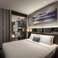 Отель The Continent Bangkok by Compass Hospitality 4* Стандартный номер с различными типами кроватей фото 41