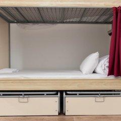 St Christopher's Inn Gare Du Nord - Hostel Кровать в общем номере с двухъярусными кроватями фото 5
