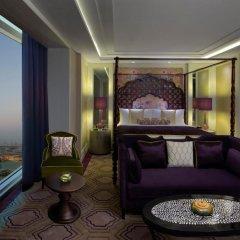 Отель Taj Dubai 5* Люкс с различными типами кроватей фото 2