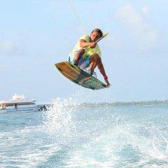 Отель Vista Beach Retreat Мальдивы, Мале - отзывы, цены и фото номеров - забронировать отель Vista Beach Retreat онлайн спортивное сооружение