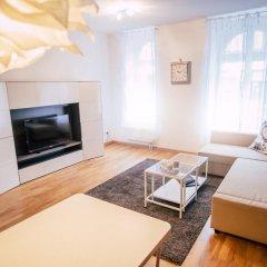 Апартаменты Hentschels Apartments Улучшенные апартаменты с различными типами кроватей фото 9