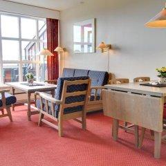 Scandic Partner Bergo Hotel 3* Апартаменты с различными типами кроватей фото 8