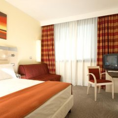 Hotel Siracusa 4* Стандартный номер фото 6