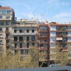 Отель Fantastic Sagrada Familia балкон