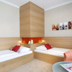 Das Capri. Ihr Wiener Hotel 3* Стандартный номер с различными типами кроватей фото 8