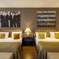 Quentin Boutique Hotel 4* Люкс с различными типами кроватей фото 11