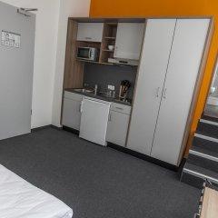 Отель Townhouse Düsseldorf 3* Стандартный номер с различными типами кроватей фото 3