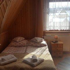 Отель Leśne Zacisze Мурзасихле комната для гостей фото 4