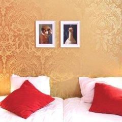 Rivoli Cinema Hostel Стандартный номер разные типы кроватей фото 15