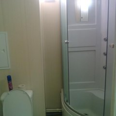 Хостел GORODA Номер с различными типами кроватей (общая ванная комната) фото 13