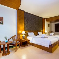 Отель Jang Resort 3* Номер Делюкс двуспальная кровать фото 2