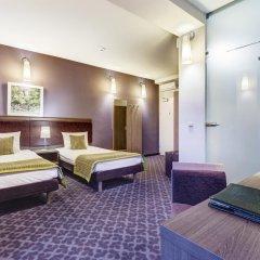 Metropol Hotel 3* Стандартный семейный номер с двуспальной кроватью фото 4