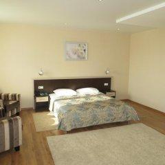 Гостиница Кристалл комната для гостей фото 5