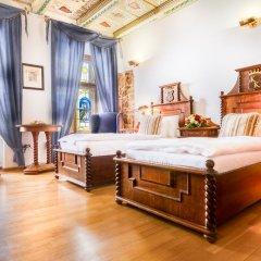 Hotel U Krale Karla 4* Улучшенный номер с различными типами кроватей фото 2