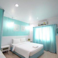 Preme Hostel Стандартный номер с двуспальной кроватью