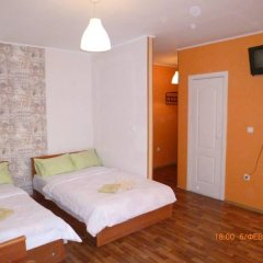 Гостиница ВикторияОтель на Мусы Джалиля Номер Комфорт 2 отдельные кровати фото 7