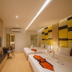 Отель Platinum Патонг комната для гостей фото 3