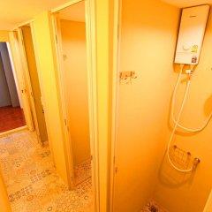 Отель TKT's Row House Стандартный номер с различными типами кроватей фото 3