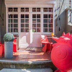 Monty Small Design Hotel Брюссель детские мероприятия