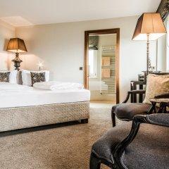 Отель Gasthof Kirchsteiger Горнолыжный курорт Ортлер комната для гостей фото 2