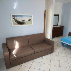 Отель Residence Kimba Римини комната для гостей фото 2