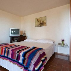 Отель Il Polveraio Agriturismo Lucia Монтескудаио комната для гостей фото 4