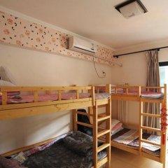 Отель Xian Ruyue Inn 2* Кровать в женском общем номере с двухъярусной кроватью фото 2