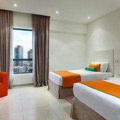 Ramada Hotel & Suites by Wyndham JBR 4* Апартаменты с 2 отдельными кроватями фото 10