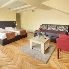 Fontana Hotel Нови Сад комната для гостей фото 4