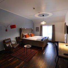 Отель Scandic Stavanger City 4* Стандартный номер с различными типами кроватей фото 3