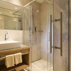 Отель Familienresidence Grafenstein Италия, Чермес - отзывы, цены и фото номеров - забронировать отель Familienresidence Grafenstein онлайн ванная фото 2