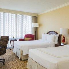 Отель Chicago Marriott Oak Brook 3* Стандартный номер с различными типами кроватей фото 2