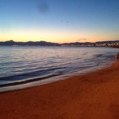 Hotel Mix Alea пляж