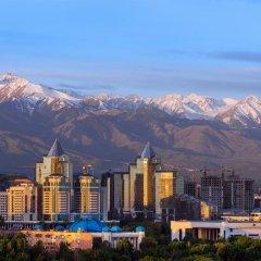 Казахстан Отель 4* Люкс с различными типами кроватей фото 6
