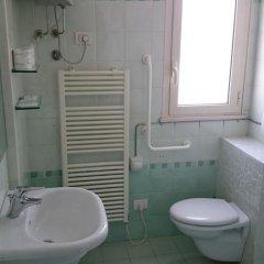 Отель Residence Lugano ванная фото 6