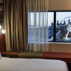Отель Pullman Liverpool 4* Улучшенный номер с двуспальной кроватью фото 3