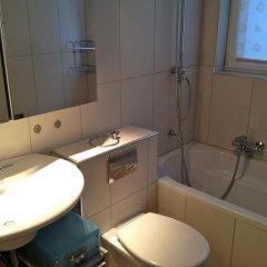 Отель Moderne Ferienwohnung Lenzerheide ванная