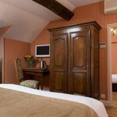 Отель Hôtel du Palais Bourbon Франция, Париж - отзывы, цены и фото номеров - забронировать отель Hôtel du Palais Bourbon онлайн комната для гостей фото 7