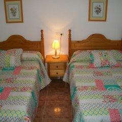 Отель Pension Mari Стандартный номер с двуспальной кроватью (общая ванная комната) фото 10