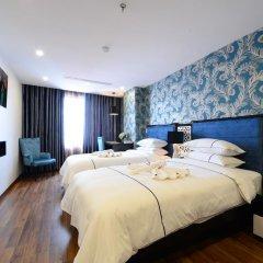 Hanoi Emerald Waters Hotel & Spa 4* Стандартный номер с различными типами кроватей