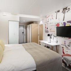 Hotel Indigo Helsinki - Boulevard 4* Стандартный номер с различными типами кроватей фото 6