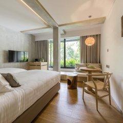 Отель Ad Lib 4* Стандартный номер с различными типами кроватей фото 2
