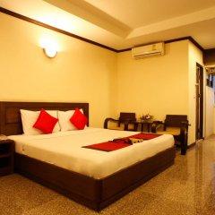 Royal Panerai Hotel 3* Улучшенный номер с различными типами кроватей фото 4