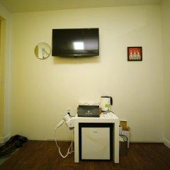 Отель 24 Guesthouse Seoul City Hall 2* Стандартный номер с двухъярусной кроватью фото 2