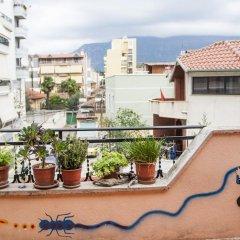 Milingona Hostel балкон