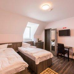 Отель Bürgerhofhotel 3* Стандартный номер с различными типами кроватей фото 14