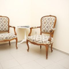 Апартаменты Nevskiy Air Inn 3* Студия с различными типами кроватей фото 23