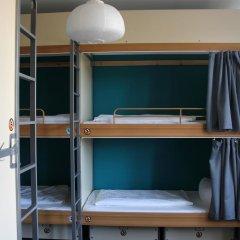 Отель St Christophers Inn Berlin Кровать в общем номере с двухъярусной кроватью фото 13